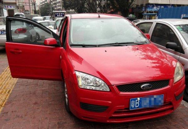 【深圳市】福特 经典福克斯两厢 2008款 1.8l 手动舒适型
