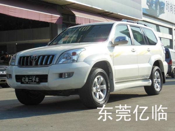 【东莞市】丰田霸道 2004款 2700 豪华型