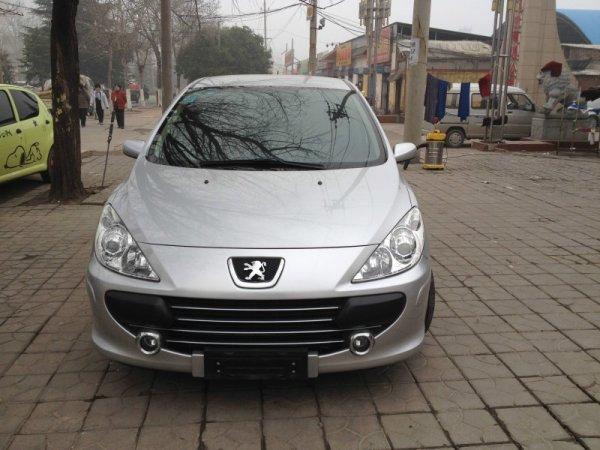 【许昌市】标致307两厢 2010款 1.6l 自动舒适版