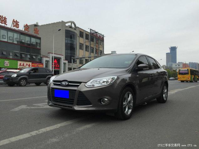 【温州市】福特 新福克斯三厢 2012款 1.6l 自动风尚型