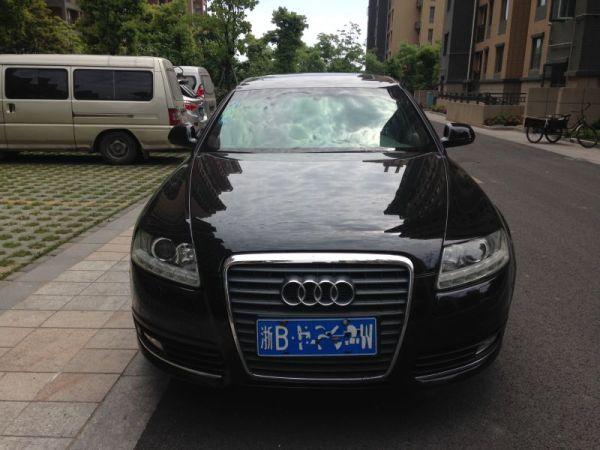 北京奥迪a6l2009年上牌二手车报价_多少钱,2009年上牌