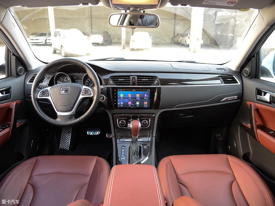 众泰汽车2015款众泰T600