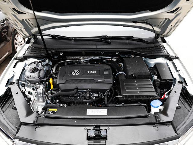 一汽-大众迈腾:该车搭载了大众-动力 迈腾最强劲,油耗最低高清图片