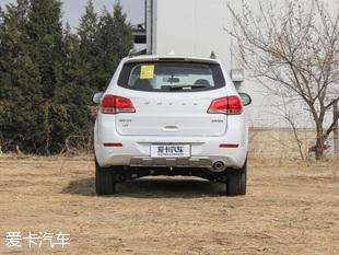 哈弗汽车2016款哈弗H6