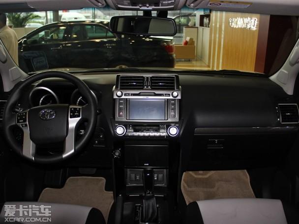一汽丰田2014款普拉多