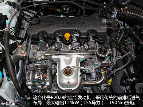 根据本田提供的资料看,这台发动机的活塞端面以及侧裙都使用了图片