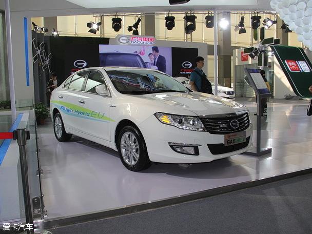 广汽乘用车2014款传祺GA5电动车