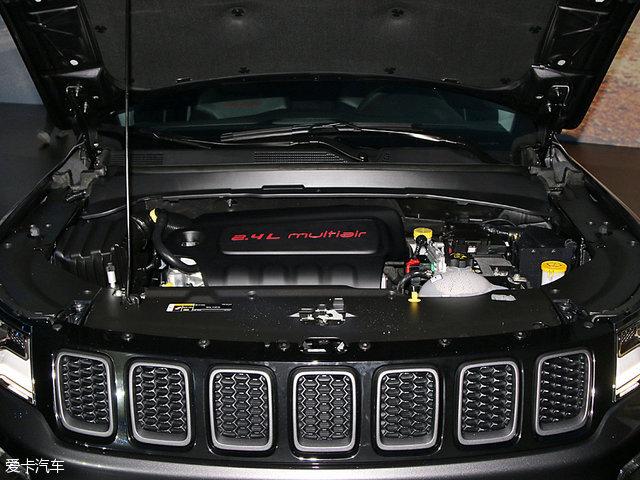 国产Jeep全新指南者广州车展静评