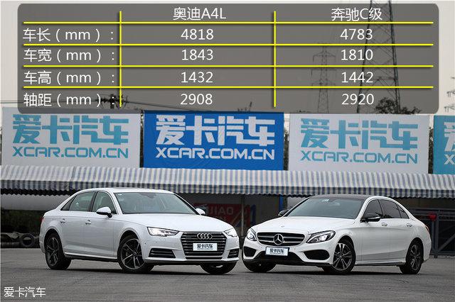 北京奔驰2016款奔驰C级