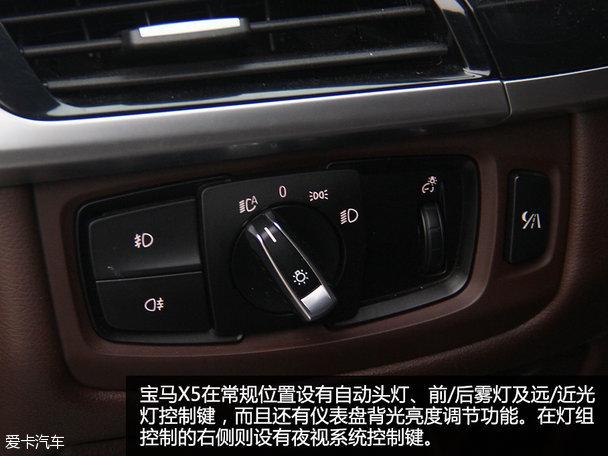 6款豪华SUV横向对比之配置篇