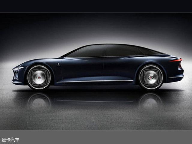 Giugiaro全新概念车预告图 将于3月亮相