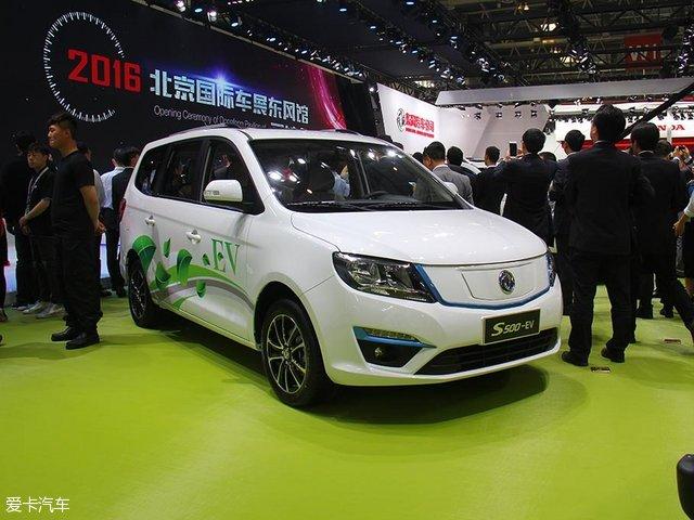 东风风行景逸S500 EV将于2016年底上市