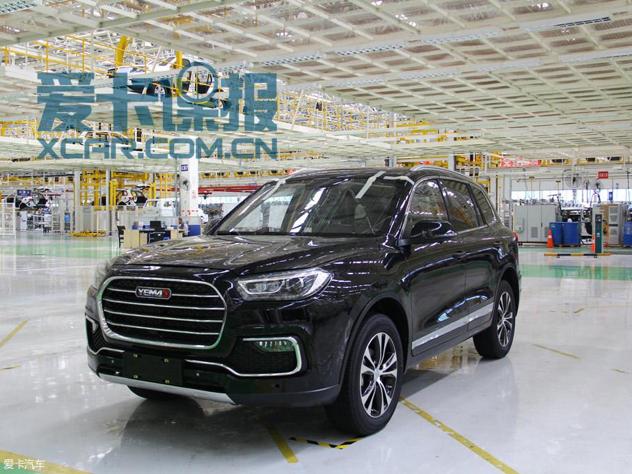 日前,我们获得野马汽车未来新车规划,未来5年将推出多款新车,包括t60