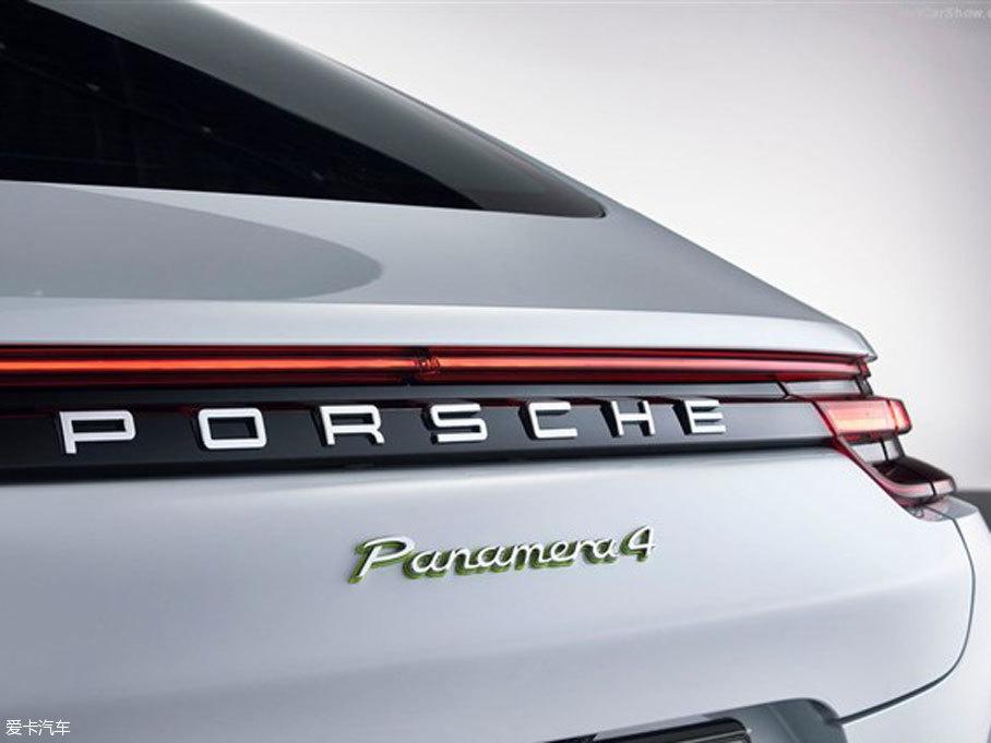 全新Panamera  4 E-Hybrid