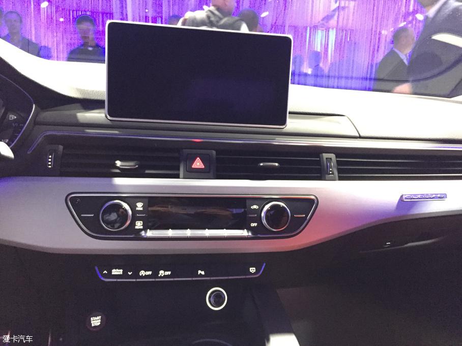 奥迪新一代S5 Sportback 巴黎车展发布