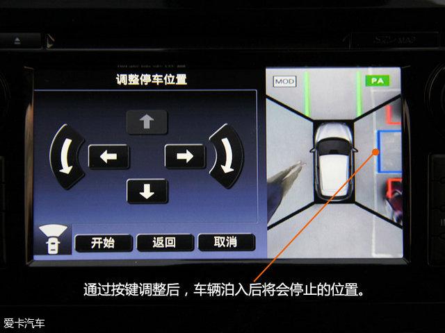 全景影像及盲点监测功能解析