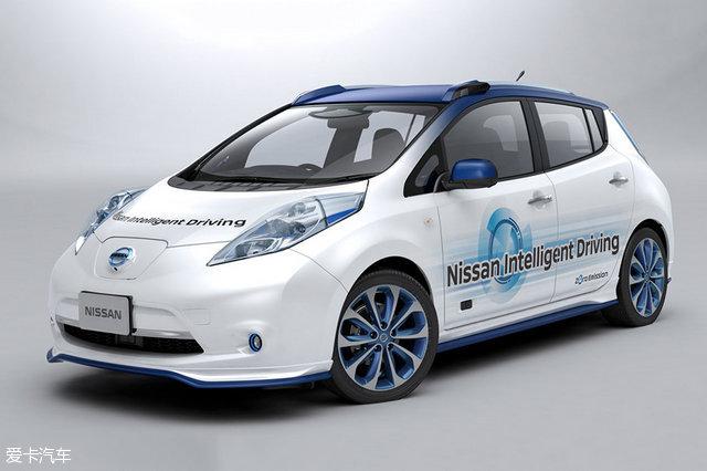 体验日产ProPILOT自动驾驶技术