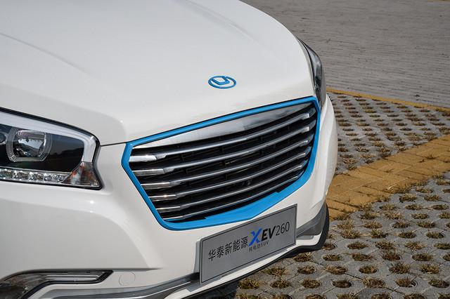 试驾华泰XEV260纯电动SUV