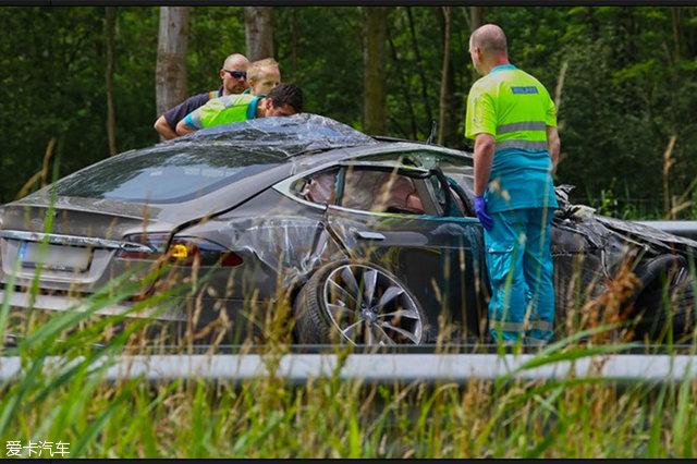 特斯拉自动驾驶事故解读